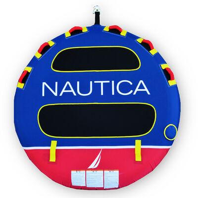 Nautica 2-rider towable deck tube