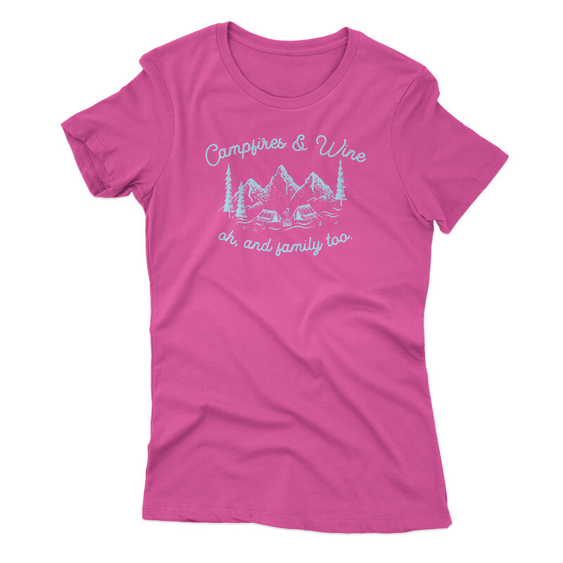 Points North Women's Family Too Short-Sleeve Tee image number 1