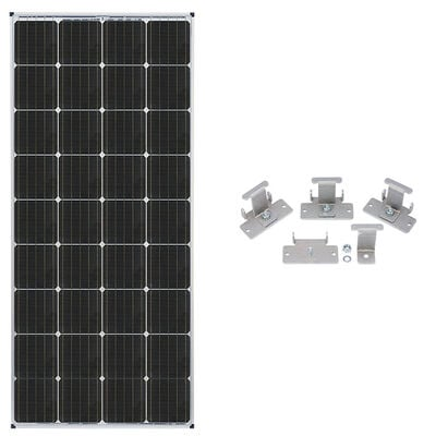 Zamp Solar 170-Watt Expansion Kit