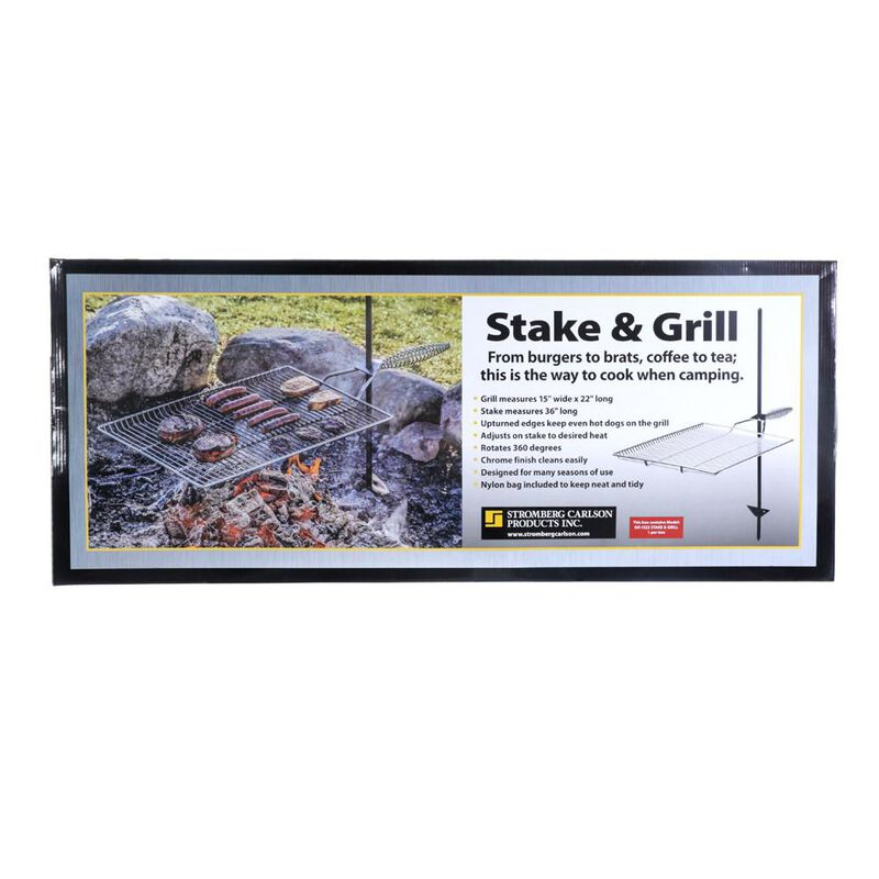 Stromberg Carlson Stake & Grill image number 3