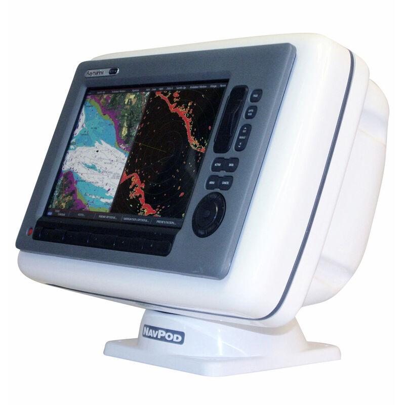 NavPod Power Pod Electronic Box For Raymarine 12° C120W image number 1