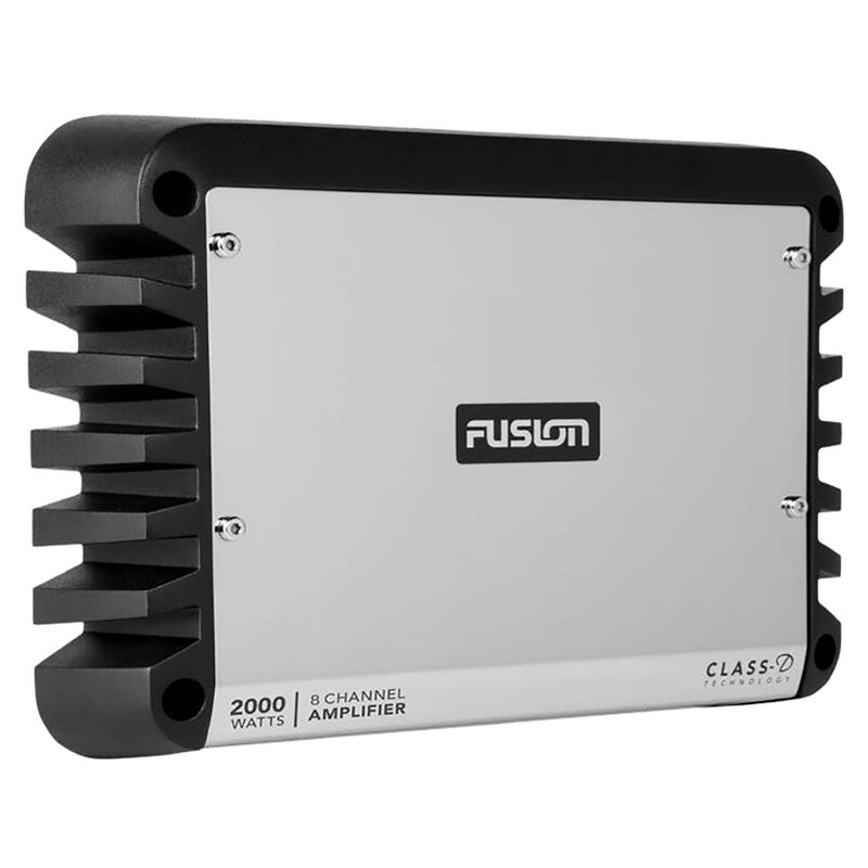 FUSION SG-DA8200 Signature Series 2000W - 8 Channel Amplifier image number 1