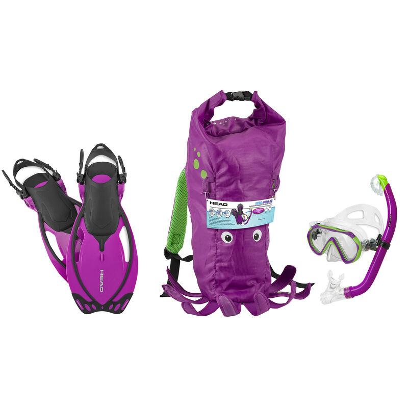 Head Sea Pals Junior Snorkeling Set image number 1