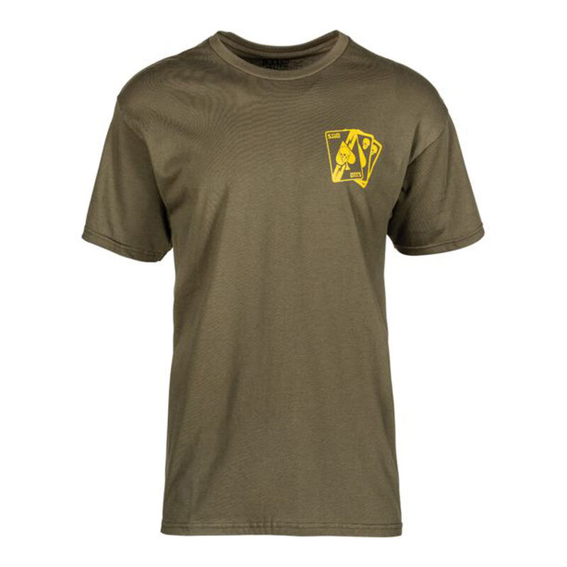5.11 Tactical Men's Short-Sleeve Graphic Tee image number 8