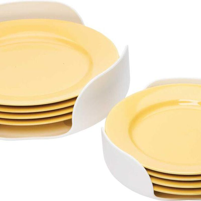 Camco Stack-A-Plate Dish Organizer image number 1