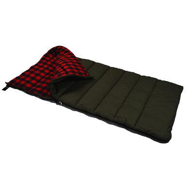 Boulder Creek 10 oz. Duck Canvas 0°F Over-Sized Sleeping Bag