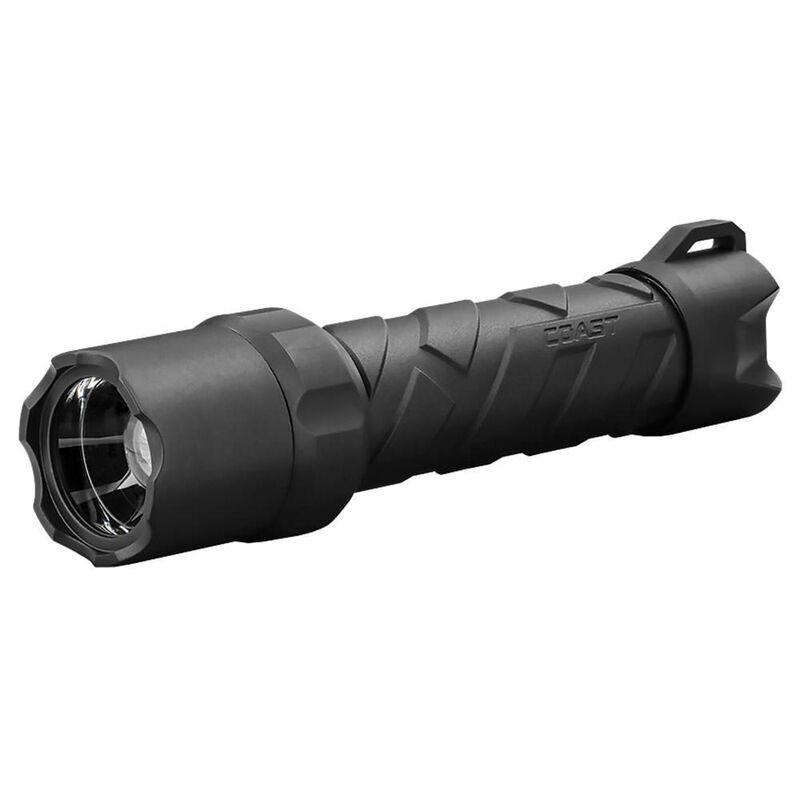 Coast Polysteel 600R USB Rechargeable LED Flashlight image number 1