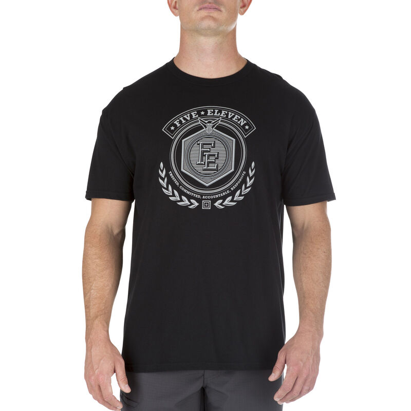 5.11 Tactical Men's Short-Sleeve Graphic Tee image number 1