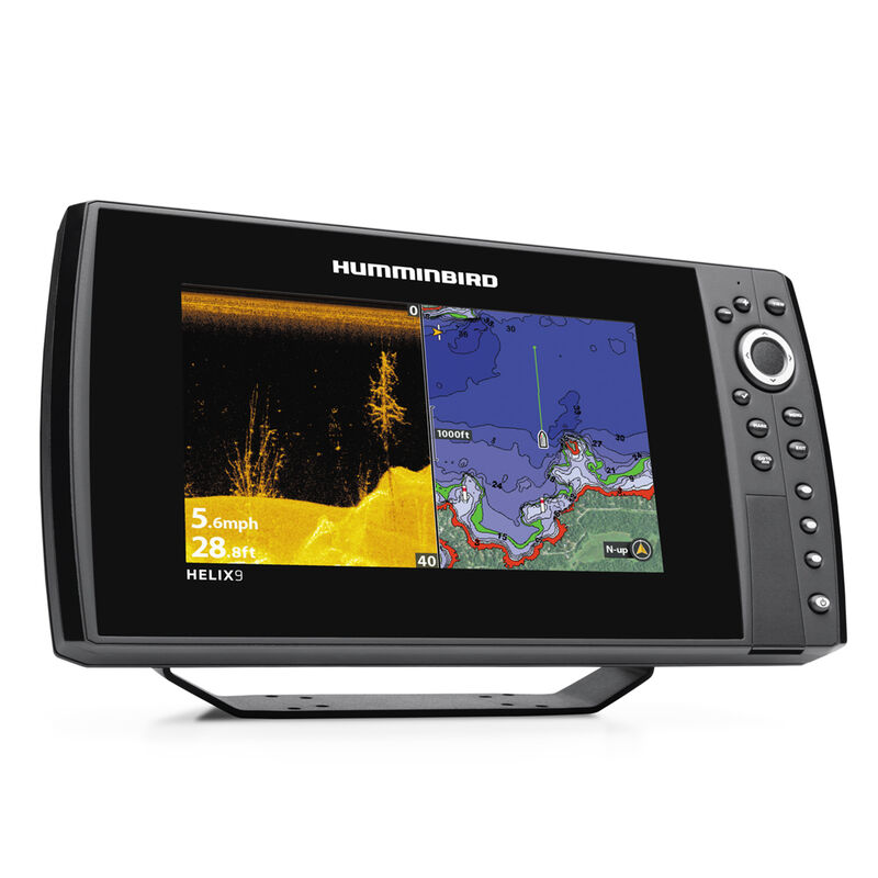 Humminbird Helix 9 DI Fishfinder GPS Combo image number 2