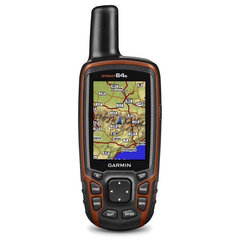 Garmin GPSMAP 64s Handheld GPS image number 4