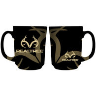 Realtree Yellow Antlers Logo Mug, 11 oz.
