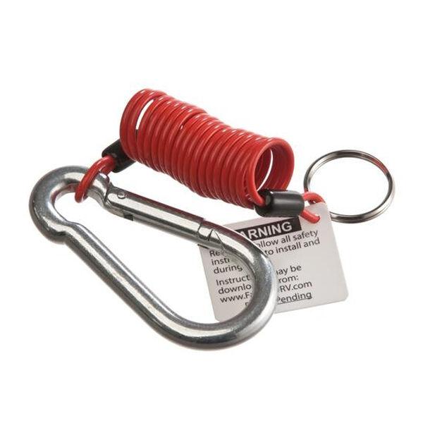 Fastway Zip Trailer Breakaway Cable - 6' Length