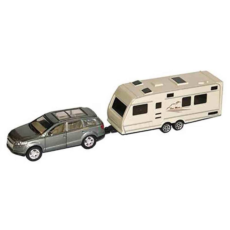 RV Collectible Toys, SUV and Trailer image number 1