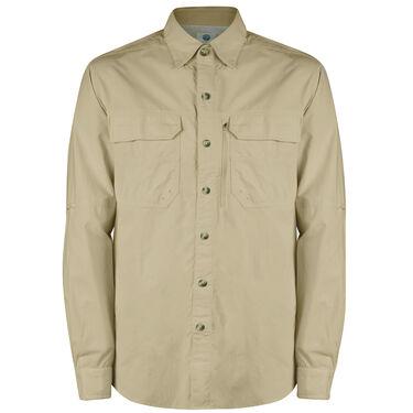 Nepallo Men's Trophy Quick-Dry Long-Sleeve Shirt