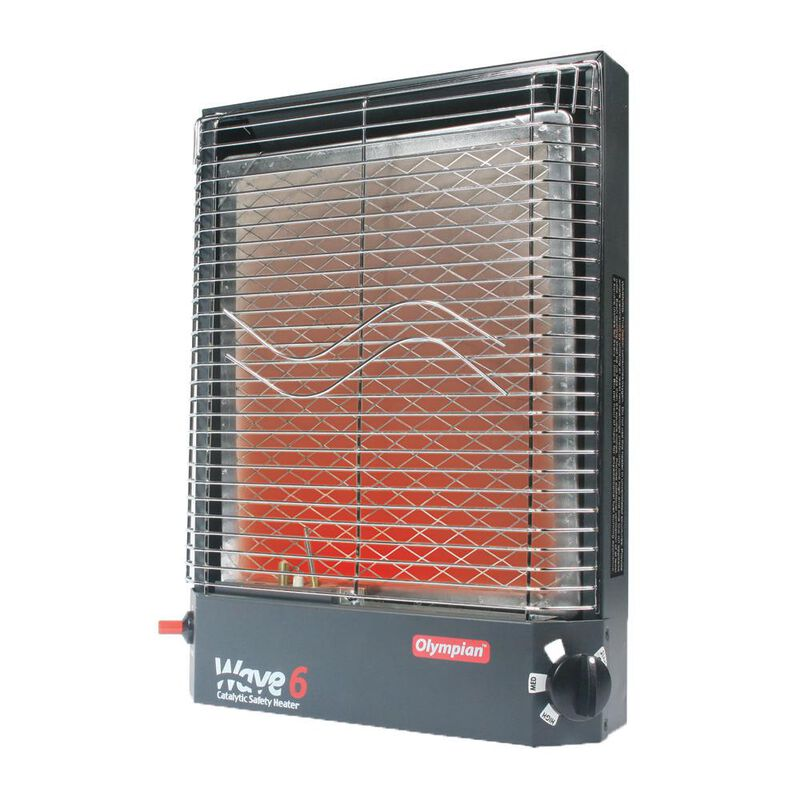 Camco Olympian Wave-6 Catalytic Heater image number 5