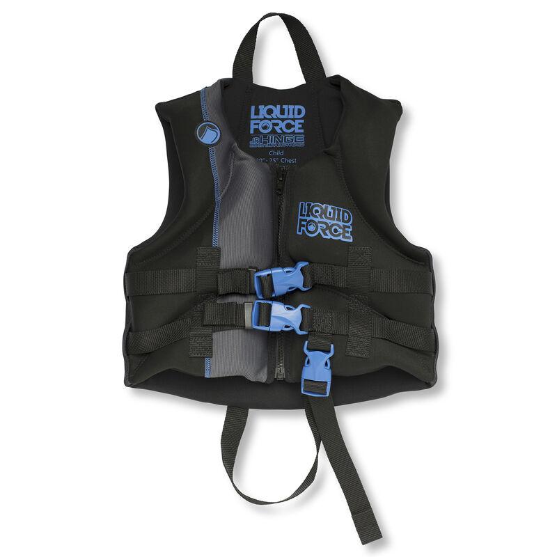 Liquid Force Child Junior Hinge Life Jacket image number 1
