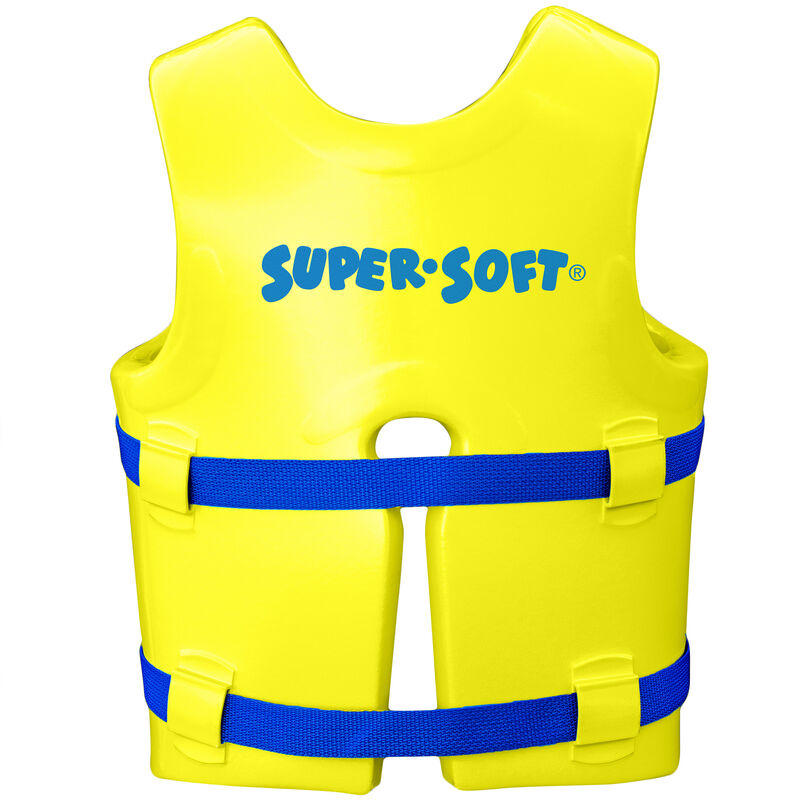 Youth Super Soft Vinyl Flotation Vest image number 2