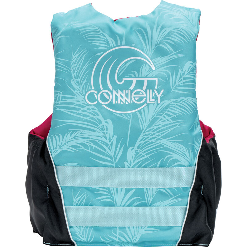 Connelly Women's Tunnel 3-Belt Nylon Life Jacket image number 2