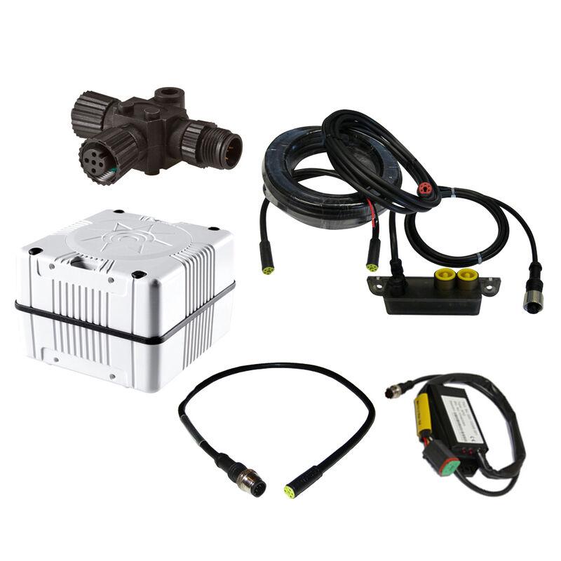 Simrad Yamaha Helm Master Gateway Autopilot Kit image number 1