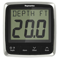 Raymarine i50 Depth Display System with Thru-Hull Transducer