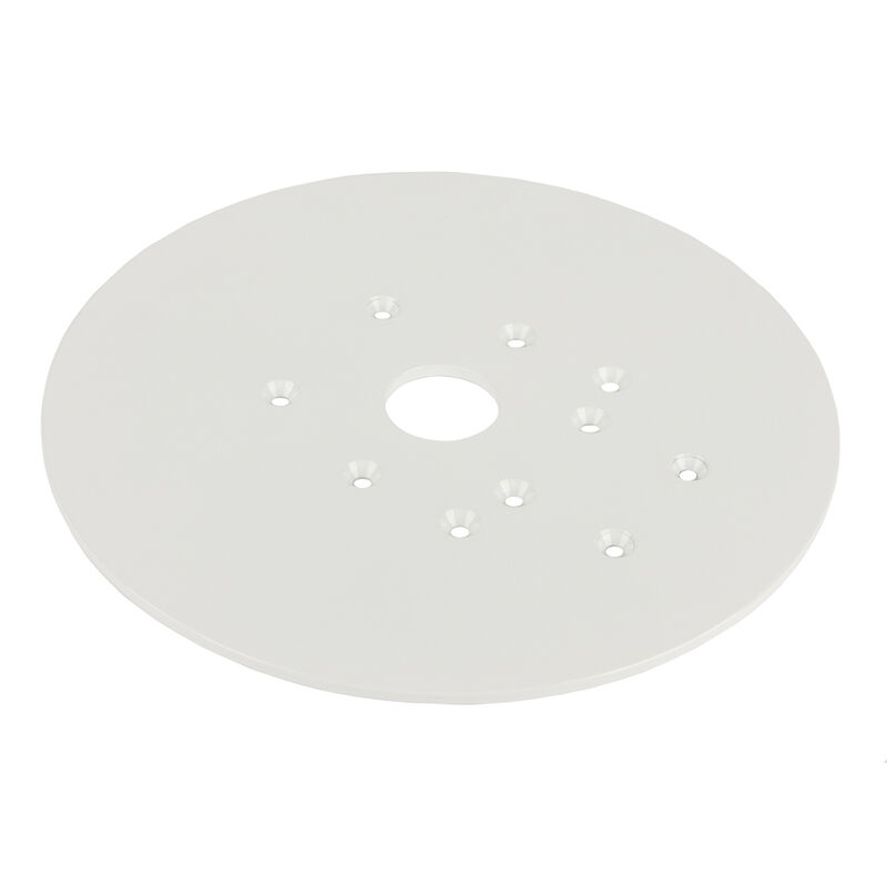 """Edson Vision Series Universal Mounting Plate, 10-5/8"""" Diameter image number 1"""