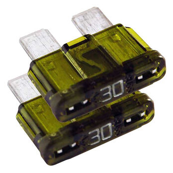 ATO-ATC Fuse, 2 pack – 30 amp