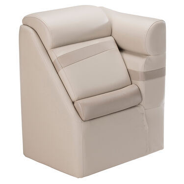 """Taylor Made Platinum Series 20"""" Right Arm, Pontoon Chaise"""