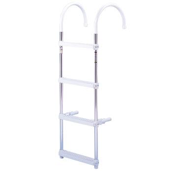 Dotline Gunwale Hook Ladder, 4-Step