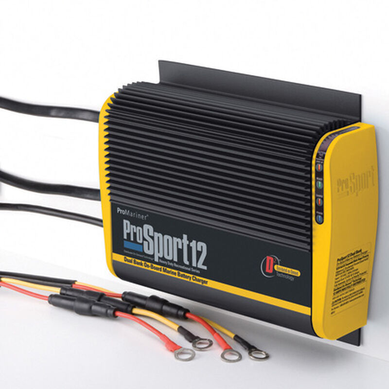 ProMariner ProSport 12 Onboard Battery Charger image number 1