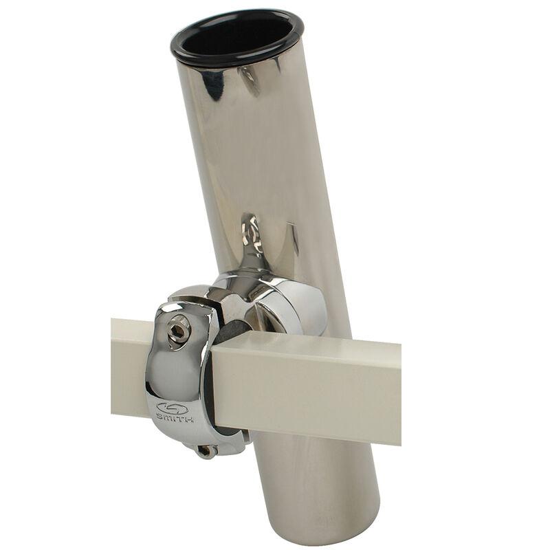 Smith Pontoon Square Rail Adjustable Clamp-On Rod Holder, each image number 2