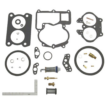 Sierra Carburetor Kit For Mercury Marine Engine, Sierra Part #18-7098-1