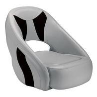Attwood Avenir Fully Upholstered Seat, Gray Base
