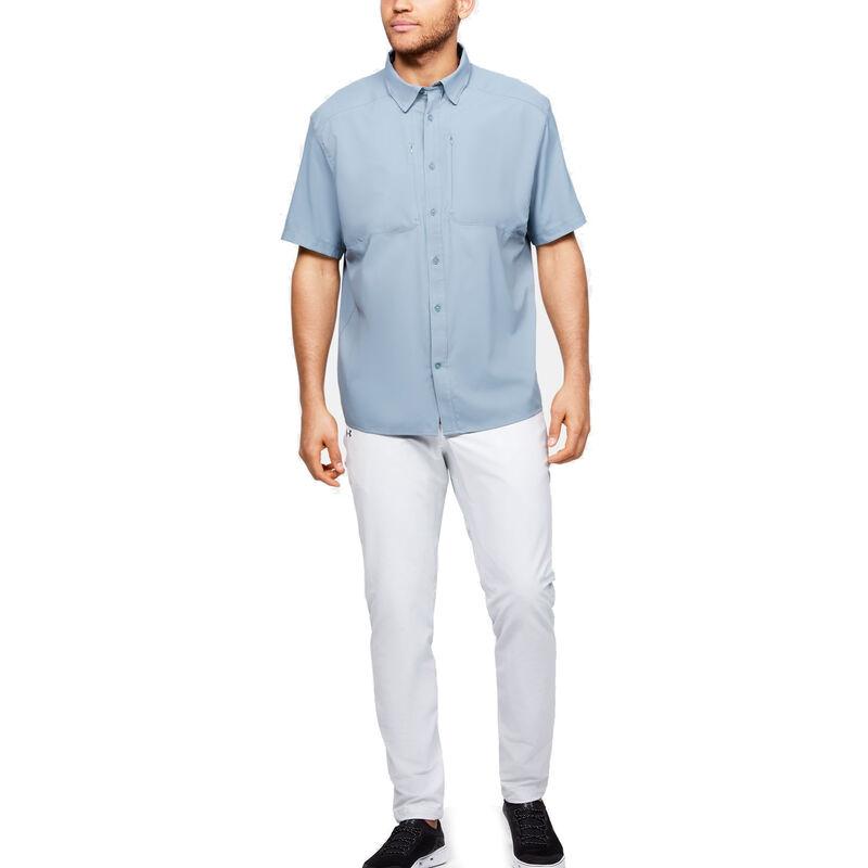 Under Armour Men's Tide Chaser 2.0 Short-Sleeve Shirt image number 16