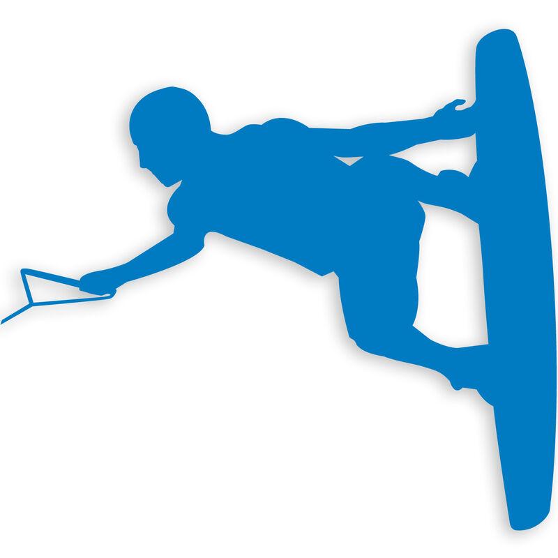 Wakeboarder Vinyl Decal image number 13