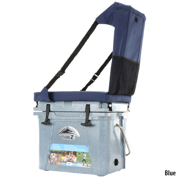 Nash Sports Sub Z Cooler With High-Back Padded Seat