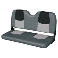 "Wise Blast-Off Tour Series 42"" Wide Center Buddy Folding Bench Seat"