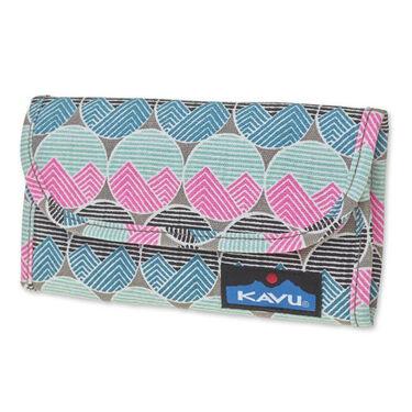 Kavu Big Spender Trifold Wallet