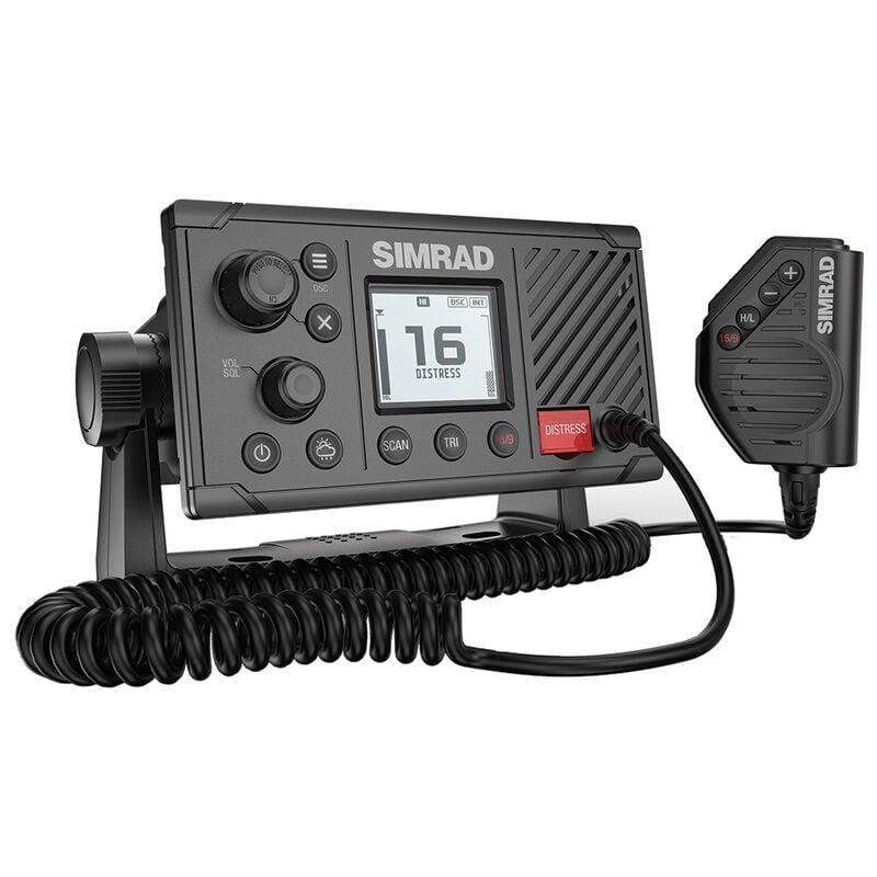 Simrad RS20 Fixed-Mount VHF Radio image number 1