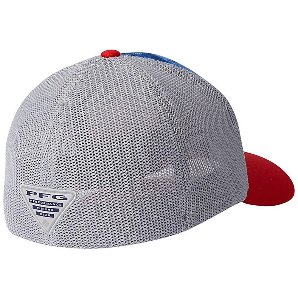 7ca9dd2f Columbia Men's PFG Camo Mesh Ball Cap