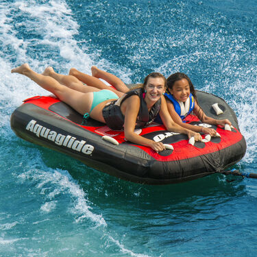 Aquaglide Syncro 3-Person Towable Tube