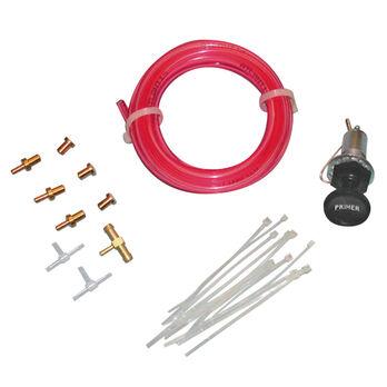 Fuel Primer Kit, Single Keihin Carburetor