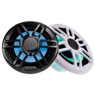 "FUSION XS-FL65SPGW XS Series 6.5"" 200 Watt Sports Marine Speakers - Grey & White Grill Options"