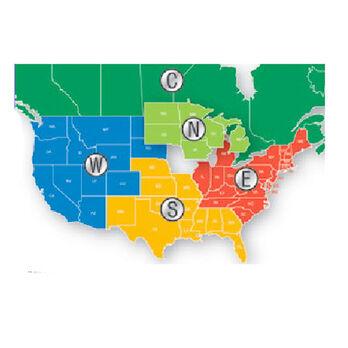 Navionics Platinum HotMaps, East United States - SD Cartridge
