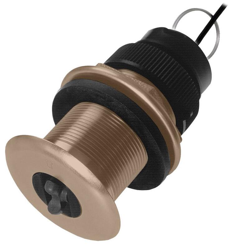 Furuno ST-02MSB Bronze Thru-Hull Stem Transducer image number 1