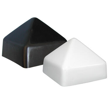 "Dockmate Conehead Cap for Square Pilings, 6"" x 6"""