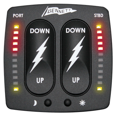 Bennett Bolt Control, With Indication