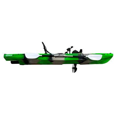 Erehwon Balsam Fishing Pedal 12' Kayak with Paddle