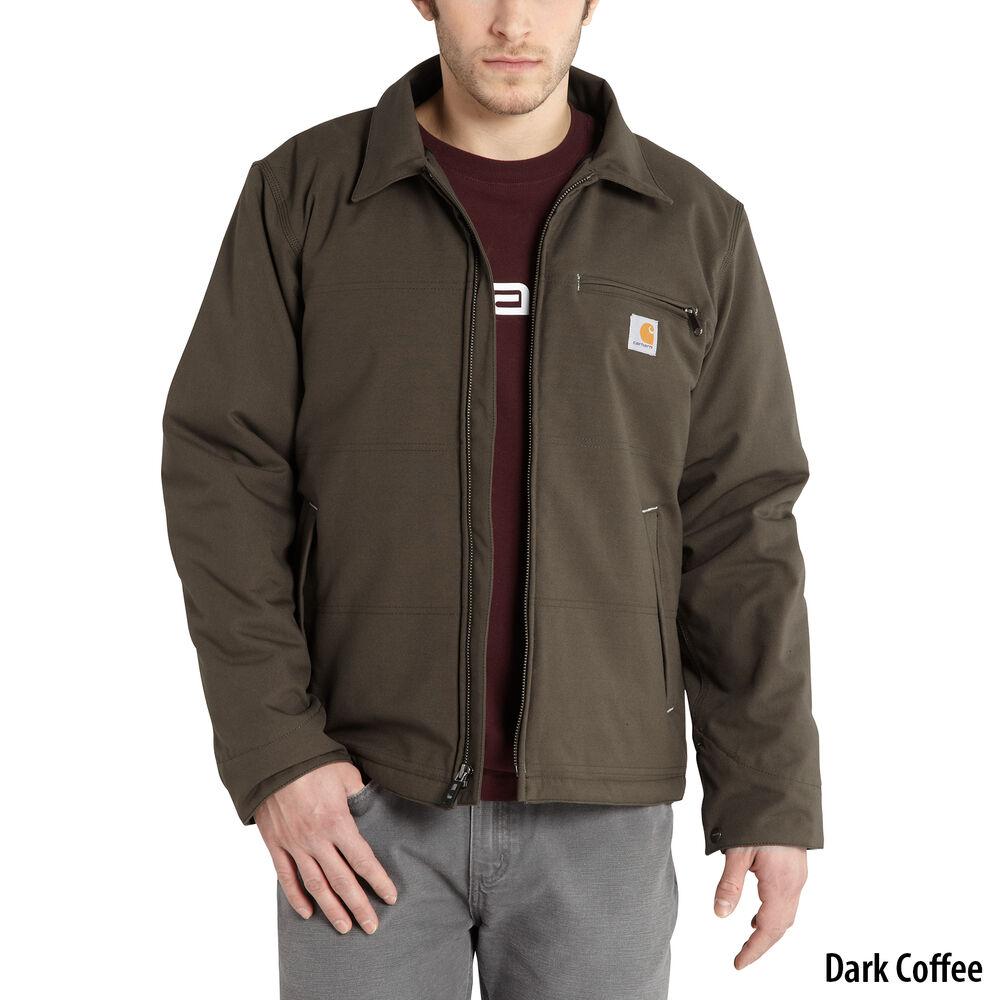 b5e5ac406 Carhartt Men's Quick Duck Livingston Jacket