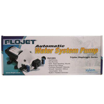 Flojet Triplex Automatic RV Water Pump, 2.9 GPM