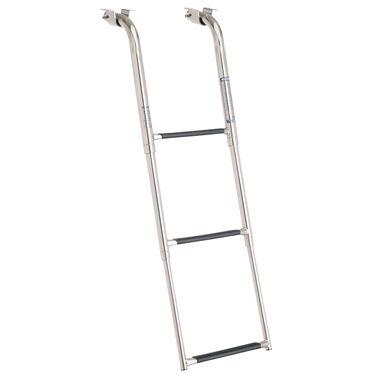 Dockmate Telescoping Under-Platform Ladder, 3-Step